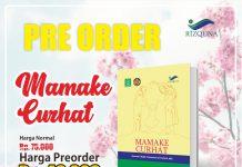 Buku 'Mamake Curhat'
