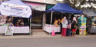 Aspikmas Gumelar Gelar bazar Ramadhan