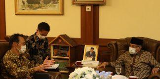 Duta Besar Jepang Untuk Menjajaki Kerjasama